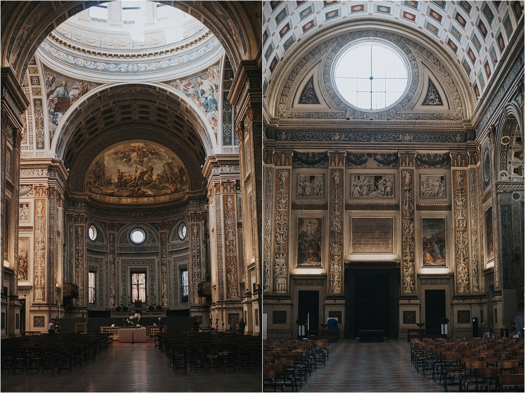 A. Andrea, Leon Battista Alberti_Mantova, Italy