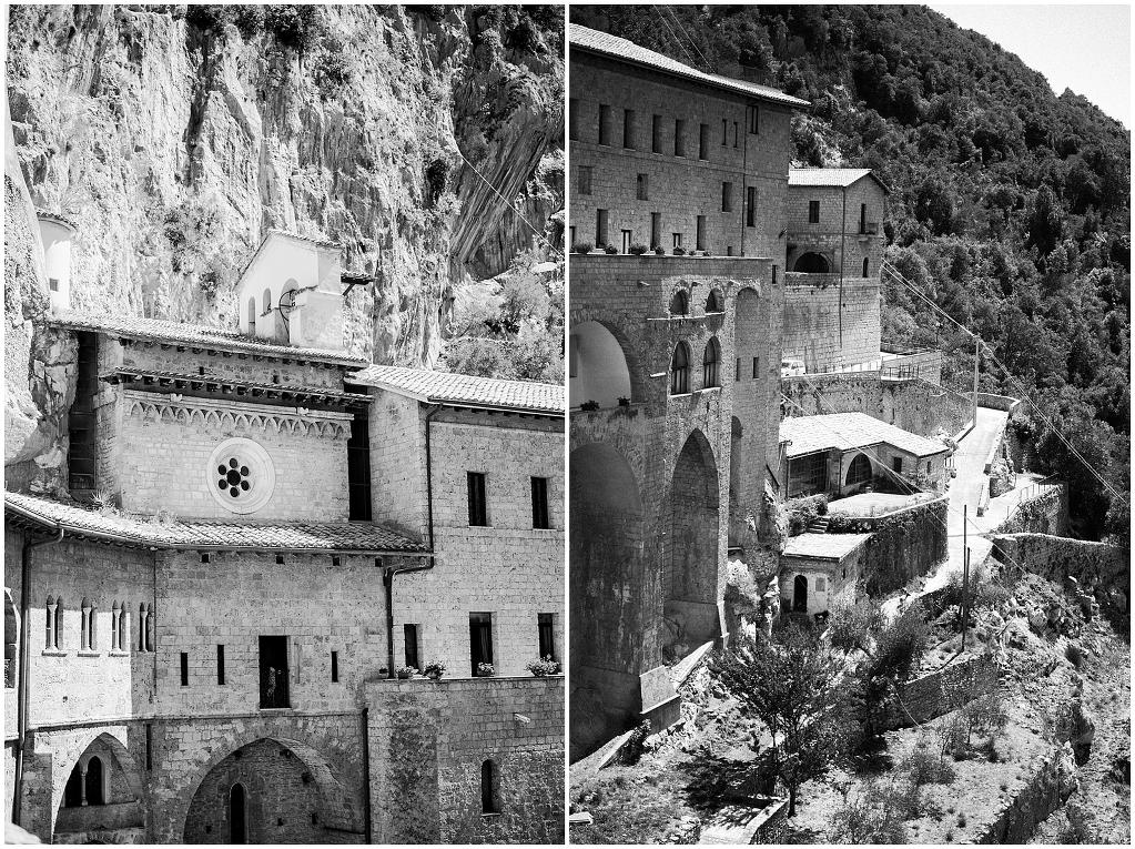 Travel Diary - Subiaco, Italy